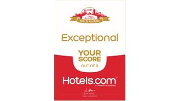 Hotels.com Loved by Guest