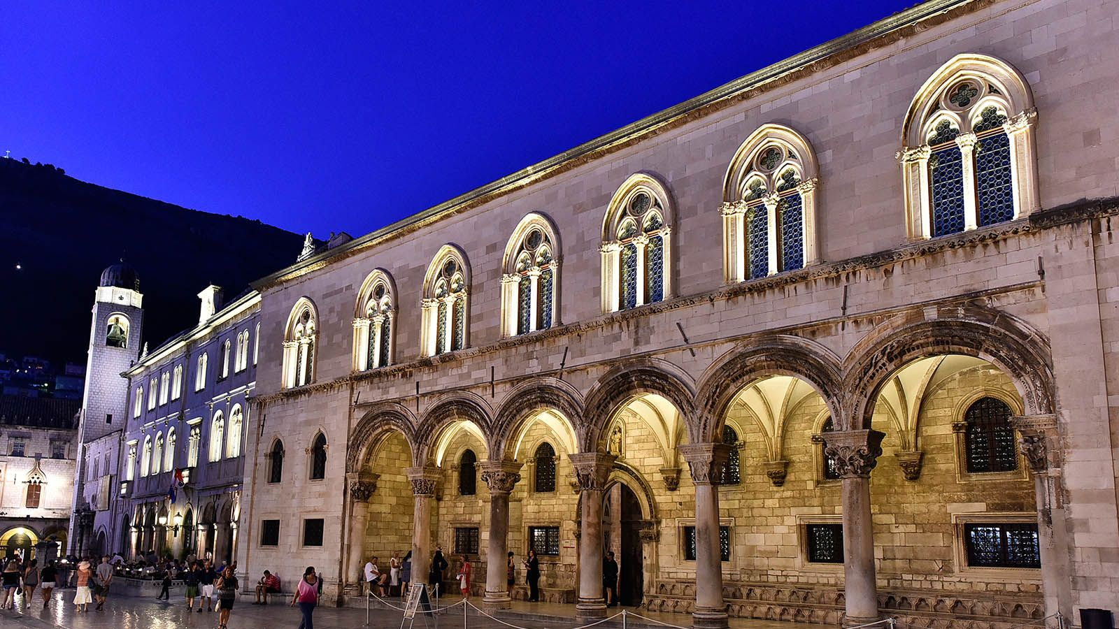 Dubrovnik - the city of many wonders