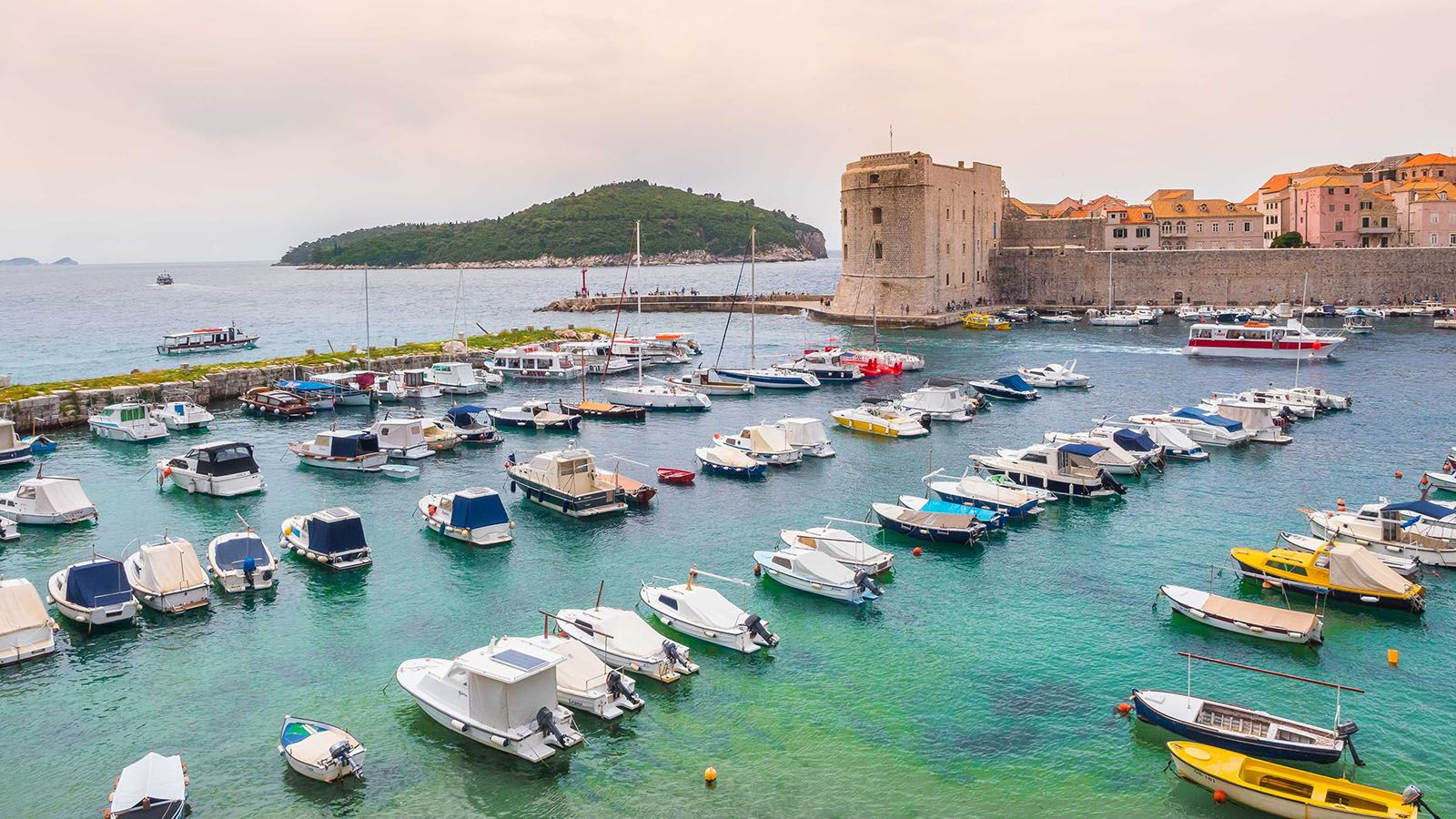 Dubrovnik Port by IG @saaggo